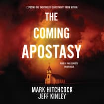 The Coming Apostasy by Mark Hitchcock audiobook