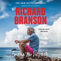 Finding My Virginity by Richard Branson audiobook
