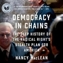 Democracy in Chains by Nancy MacLean audiobook