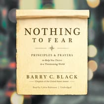 Nothing to Fear by Barry C. Black audiobook