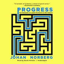 Progress by Johan  Norberg audiobook