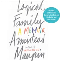 Logical Family by Armistead Maupin audiobook