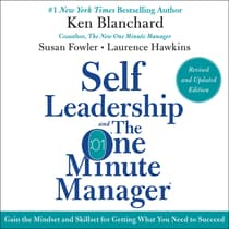 Self Leadership and the One Minute Manager Revised Edition by Kenneth Blanchard audiobook