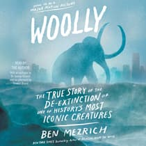 Woolly by Ben Mezrich audiobook