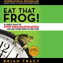 Eat That Frog! by Brian Tracy audiobook