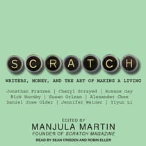 Scratch by Manjula Martin audiobook