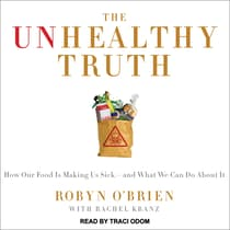 The Unhealthy Truth by Rachel Kranz audiobook