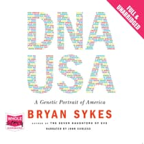 DNA USA by Bryan Sykes audiobook