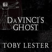Da Vinci's Ghost by Toby Lester audiobook