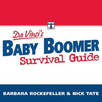 DaVinci's Baby Boomer Survival Guide by Barbara Rockefeller audiobook
