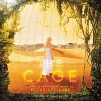 The Cage by Megan Shepherd audiobook