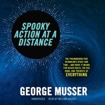 Spooky Action at a Distance by George Musser audiobook