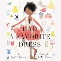 I Had a Favorite Dress by Boni Ashburn audiobook