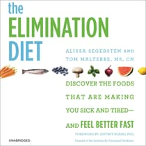 The Elimination Diet by Alissa Segersten audiobook