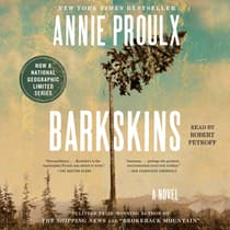 Barkskins by Annie Proulx audiobook