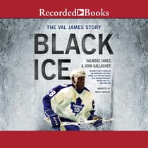 Black Ice by Valmore James audiobook