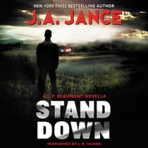 Stand Down by J. A. Jance audiobook