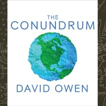 The Conundrum by David Owen audiobook