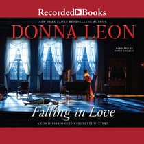 Falling in Love by Donna Leon audiobook