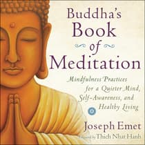 Buddha's Book Meditation by Joseph Emet audiobook