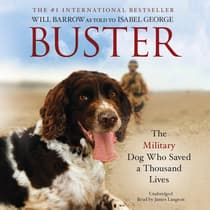 Buster by Will Barrow audiobook