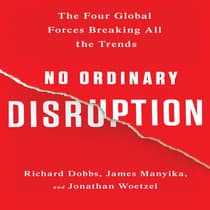 No Ordinary Disruption by Richard Dobbs audiobook