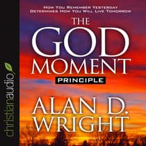 The God Moment Principle by Alan D.  Wright audiobook