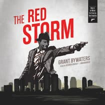 The Red Storm by Grant Bywaters audiobook