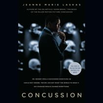 Concussion (Movie Tie-in Edition) by Jeanne Marie Laskas audiobook