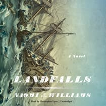 Landfalls by Naomi J. Williams  audiobook