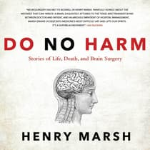 Do No Harm by Henry Marsh audiobook