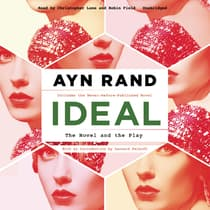 Ideal by Ayn Rand audiobook