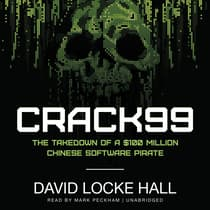 CRACK99 by David Locke Hall audiobook