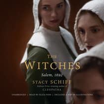 The Witches by Stacy Schiff audiobook