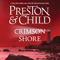 Crimson Shore by Douglas Preston audiobook