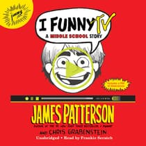 I Funny TV by James Patterson audiobook