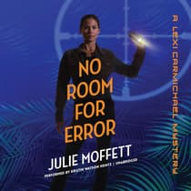 No Room for Error: A Lexi Carmichael Mystery, Book Seven by Julie Moffett audiobook