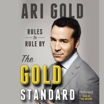 The Gold Standard by Jeremy Piven audiobook