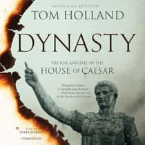 Dynasty by Tom Holland audiobook