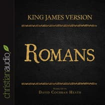 Holy Bible in Audio - King James Version: Romans by David Cochran Heath audiobook
