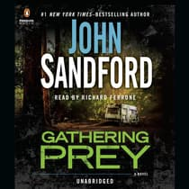 Gathering Prey by John Sandford audiobook