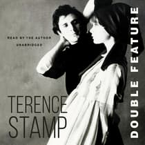 Double Feature by Terence Stamp audiobook