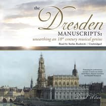 The Dresden Manuscripts by David Wilson audiobook