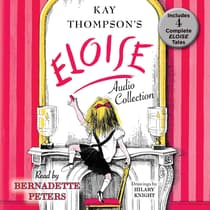 The Eloise Audio Collection by Kay Thompson audiobook