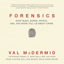 Forensics by Val McDermid audiobook