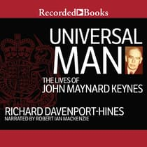 Universal Man by Richard Davenport-Hines audiobook