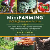 Mini Farming by Brett L. Markham audiobook