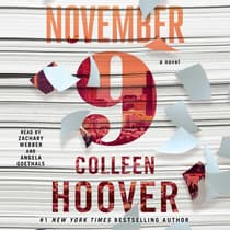 November 9 by Colleen Hoover audiobook