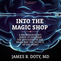 Into the Magic Shop by James R. Doty audiobook