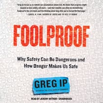 Foolproof by Greg Ip audiobook